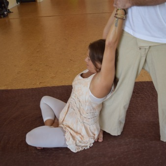 Subscapular release